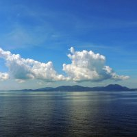 Облако над Корфу :: Алексей Меринов