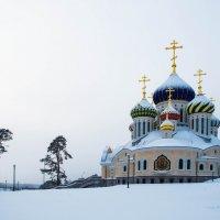 Храм свято́го благове́рного кня́зя И́горя Черни́говского (зимний вариант) :: Маry ...