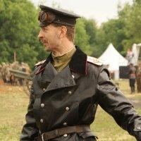 Бравый офицер :: Николай Дони