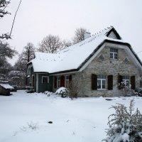 Первый снег :: Александр Шалабай
