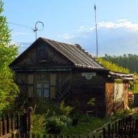 Утро на Второй садовой. :: Сергей Щелкунов