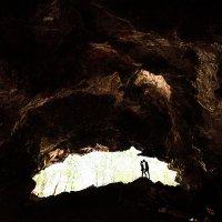 Доминиканская пещера :: Натали Косулина