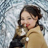 В загадочном лесу :: Тамара Гереева