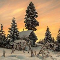 Пряничный домик :: Алексей Калугин