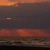 Закат  солнца :: kolyeretka