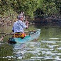На рыбалке. :: Edward J.Berelet