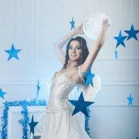 Белый ангел :: Мария Данилейчук