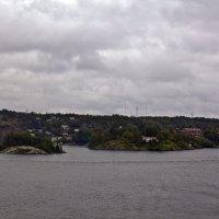 По выходе из Стокгольма :: Александр Рябчиков