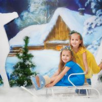 сестренки :: Виктория Беликова