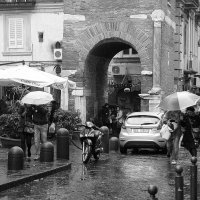 А в Неаполе дождь :: M Marikfoto