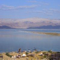 На том берегу - Иордания :: Алексей Окунеев