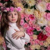 Настенька :: Светлана Мокрецова