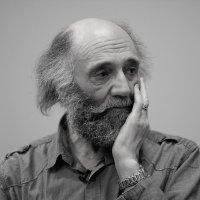 Философ (портрет Георгия Колосова) :: Анатолий Бастунский
