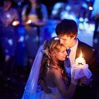 Танец со свечой :: Сергей Щеглов
