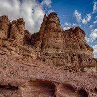 Соломоновы столбы (Тимна парк, пустыня Арава, Израиль) :: Владимир Горубин