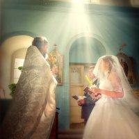 Венчание :: Юлия Кожухарь