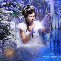 Образ - Снежная Королева :: Ирина Митрофанова студия Мона Лиза
