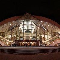 Минск. Железнодорожный вокзал. :: Edward Zhilinsky