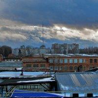 За окном :: Yuriy V