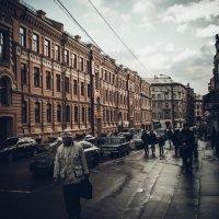улочки Московские.... :: Антонина Шевчук