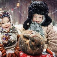 кабы не было зимы в городах и селах.... :: Olga Stankova