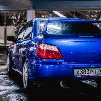 Subaru Impreza :: Михаил Шаров