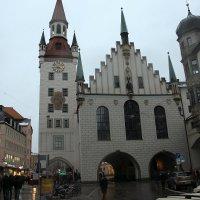 улочки Мюнхена :: Ольга