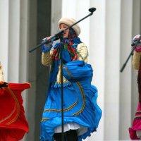 и танцуем и поем и мороз нам нипочем :: Олег Лукьянов