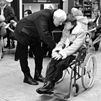 Люди з обмеженими фізичними можливостями :: Степан Карачко