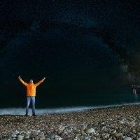 Наедине со вселенной :: Сергей Попрошаев
