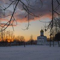 Заход :: Владимир Иванов