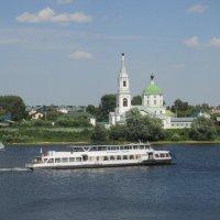 Река Волга :: Надежда