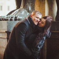 Love story Максима и Яны :: Valentina Abdrashitova