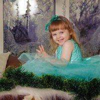 Новогодняя история :: Таня Андрюшина