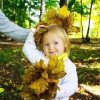 Осенняя пора, очей очарованье... :: Николай В