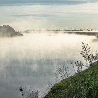 Утренний туман :: Валентин Котляров
