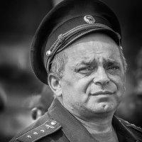 """СТАРШИЙ ПРАПОРЩИК"" :: Владимир 1955 Железнов"