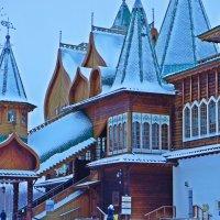 Дворец Алексея Михайловича :: Татьяна Маркова (tvm00/Татьяна)