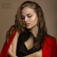 Чувственный портрет :: Наталья Комарова