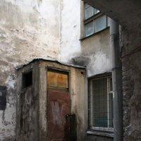 Чёрная лестница :: Вера Моисеева