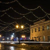 Новогодняя паутина :: Андрей Чиченин