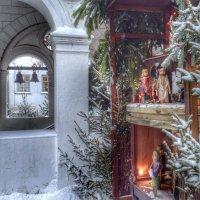 Рождественский вертеп :: Ирина Бирюкова