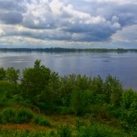 река сызрань :: Руслан Моисеенко