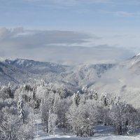 Зима в горах. :: Weskym Markova