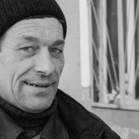 Слесарь Генка. :: Андрей Лобанов