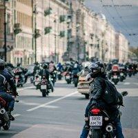 Закрытие байкерского сезона 2014 :: Nina Zhafirova