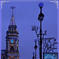 Идут часы, проходят дни, - такой закон природы... :: Elen~K@ *