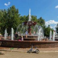 Лето в городе :: Валентин Котляров