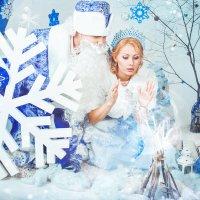 Новогоднее волшебство :: Мария Дергунова