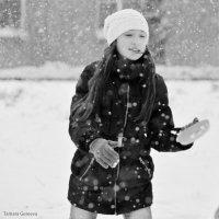 Снежная :: Тамара Гереева